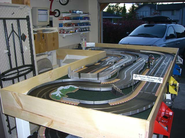 Greg 39 s slot car site for Classic house tracks